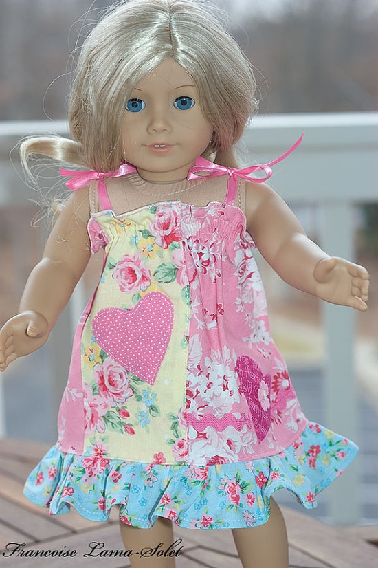 dress on etsy by  Boutique Children Clothing by Francoise Lama-Solet