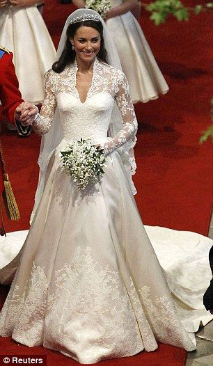 The Duchess of Cornwall, formerly Kate Middleton, future queen of England