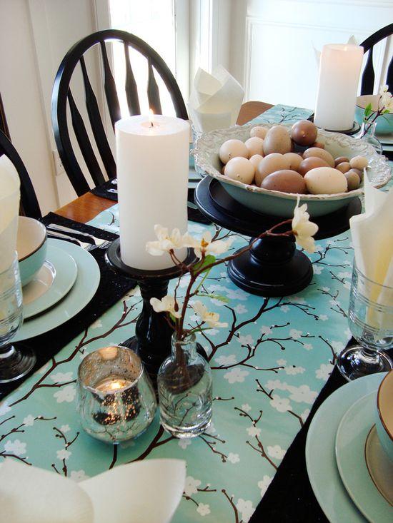 Spring Dinner Party www.hgtv.com/...