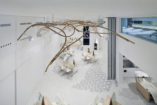 L'Oreal Academy by EMBT, Barcelona » Retail Design Blog