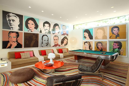William T. Georgis modern interiors design