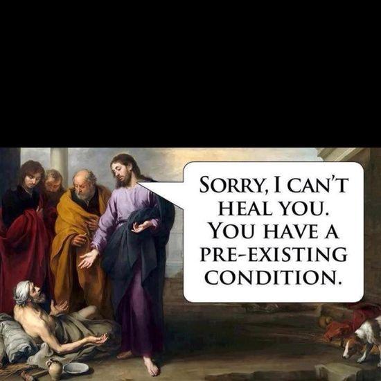 American health care.