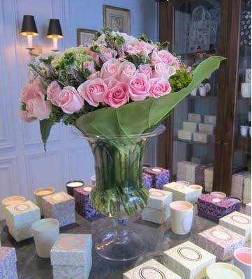 A nice flower arrangement idea~!