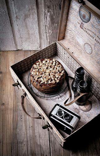 Yummy cake...