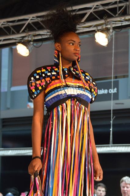 Africa Fashion Week London 2012, celebrating London's unique and diverse cultural heritage.  DSC_0291 by KBTimages.co.uk(uk_photo_art), via Flickr