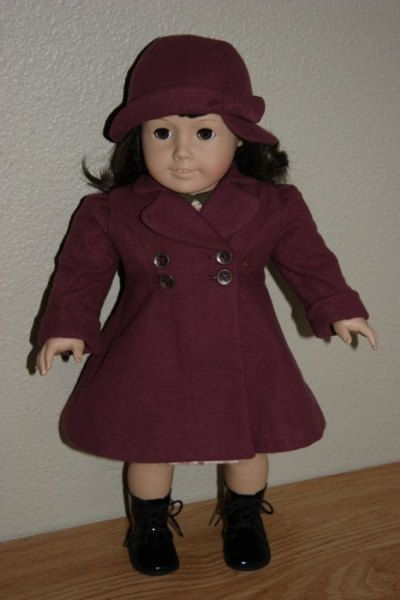 18 American Girl Vintage 1930's Coat and by The2ndLifeMercantile, $6.00