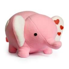 This Love Elephant Sewing Pattern PDF Teaches You to Make Toys #toys trendhunter.com