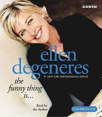 Funny book! Love Ellen. want to read the one her mom wrote/or maybe they wrote it together, story about her coming out.