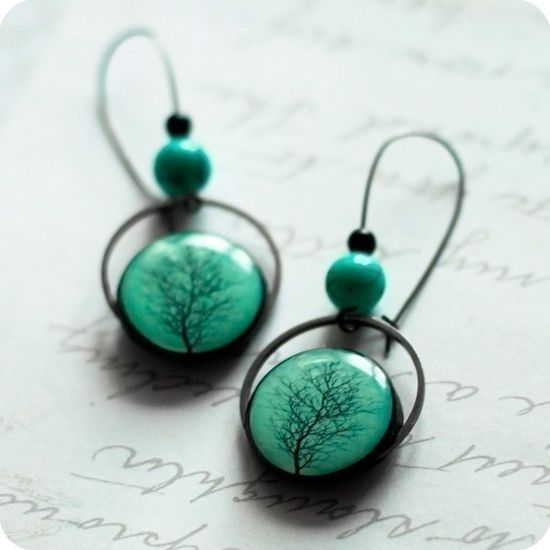 Lovely earrings