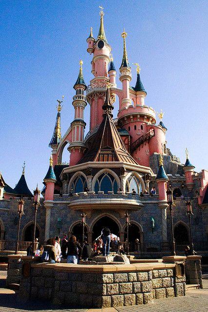 Cinderella Castle - Disney, Paris