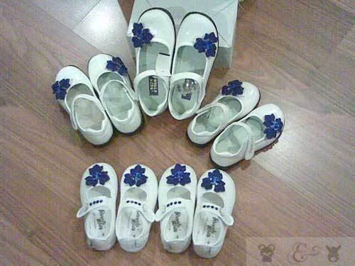 DIY Flower Girl ShoesDIY Flower Girls Shoes