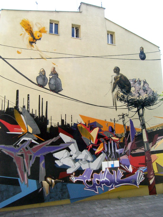 art, Character Design, Graffiti, Inspiration, Street