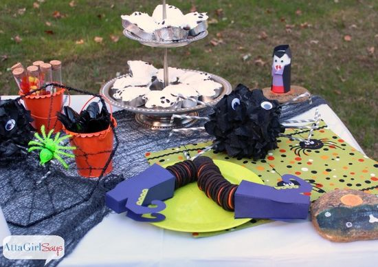 Crafty Halloween Party Ideas  #ad #cottonelletarget #pmedia
