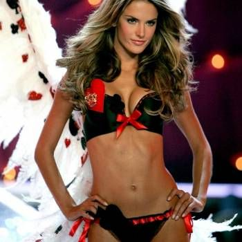 Most Beautiful Victoria's Secret #Models of All Time - Follow Us! Pinterest.com/Ranker #VictoriasSecret