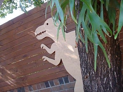 party ideas - dinosaur party