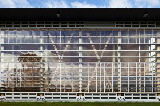 MOTAT Aviation Display Hall / Studio Pacific Architecture