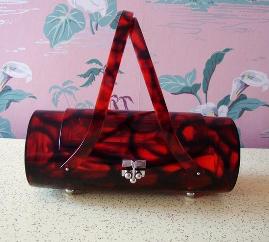 lucite handbags uk