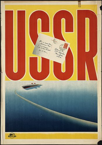 USSR by Boston Public Library, via Flickr