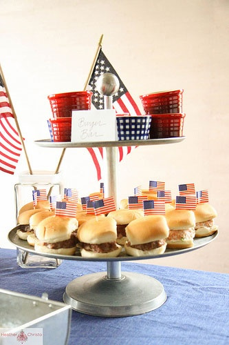Fabulous ideas for a spur-of-the-moment July 4th party