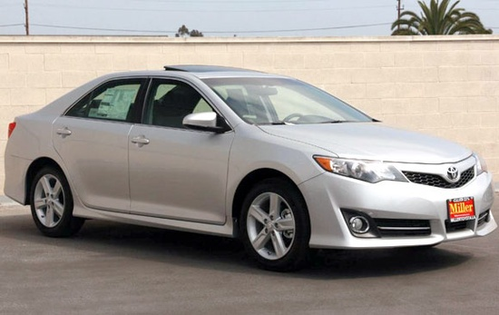 Toyota Camry 2012 Review