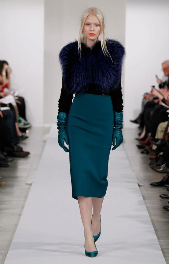 #oscardelarent #fall 2013 #fashion #clothing #style #fur #love #blogger #women #shoes #accessories #beautiful #skirt #cute #city