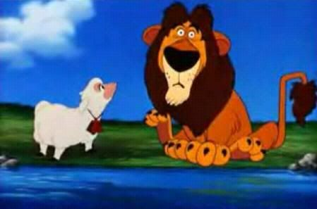 Lambert The Sheepish Lion I still love this cartoon!