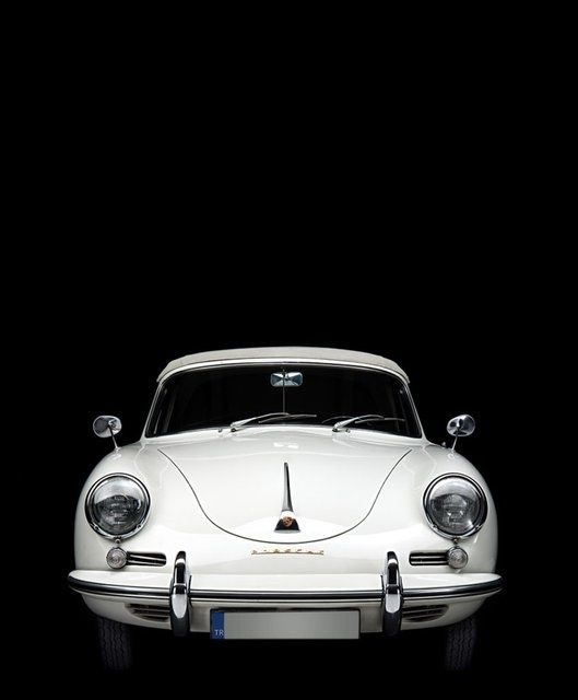1961 Porsche 356B 1600 Super 90 Coupe. I repined this car for my son who's enamored with cars, especially luxury