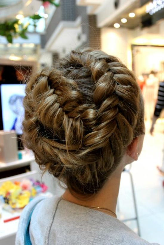 Very neat braid!