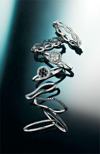 Stackable Diamond Weave Ring love love love!