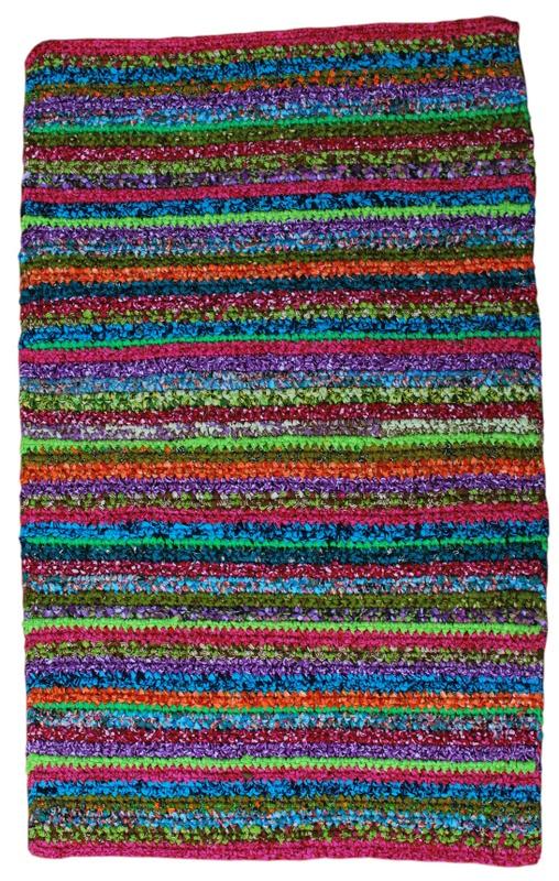 Handmade rugs from Uganda
