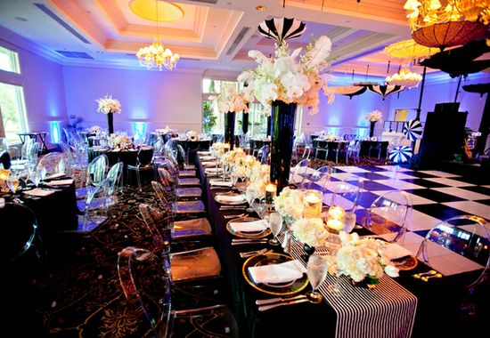 Reception Decor // Photo: Studio563 // Design: Liv by Design