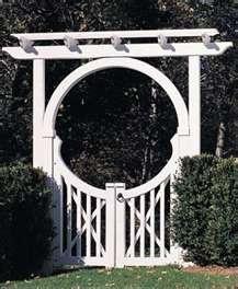 My Walpole garden gate