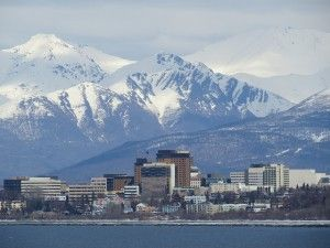 Anchorage, Alaska Travel Guide and Travel Information