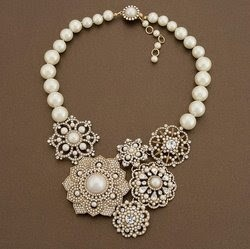 Vintage jewelry crafts