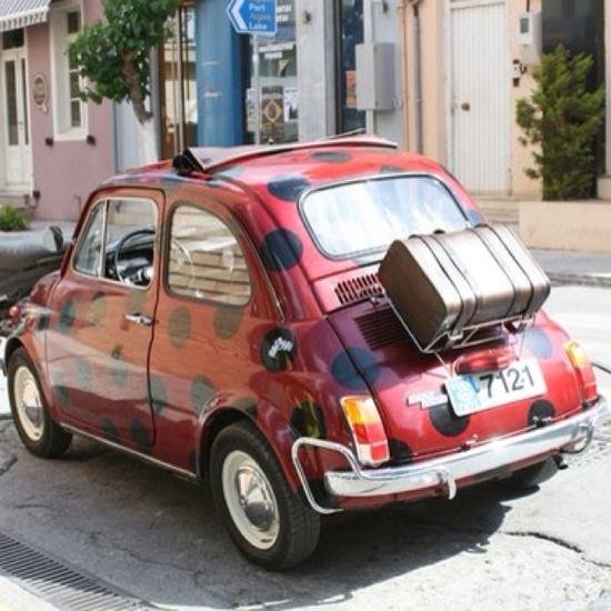 A nice car :)