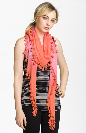 Made of Me Accessories 'Rio Carnival Kite' Scarf available at #Nordstrom