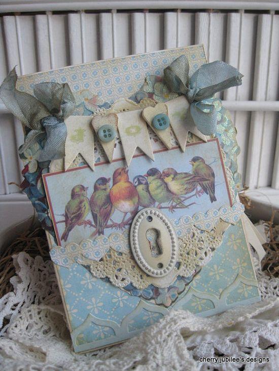 Beautiful Birdies Card...