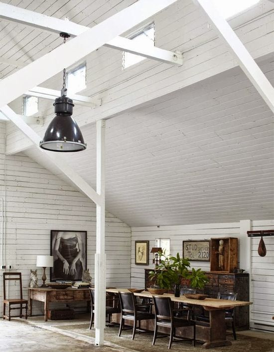 #interior #decor #styling #industrial #scandinavian #pendant