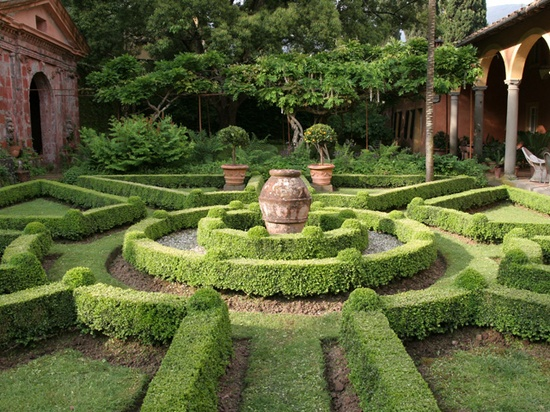 © Paul Gervais -Garden designer