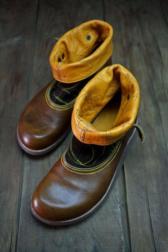 handmade by machado shoes - wishlist!