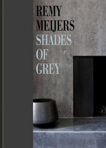 Book cover - Shades of Grey by Remy Meijers.