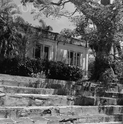 Hemingway's home in Cuba
