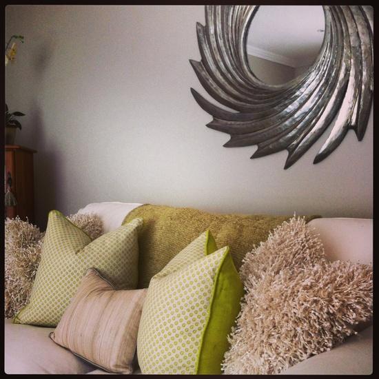 Interior decorating /Sandy Venter Interior Design and Decor T/A Urban Aloe