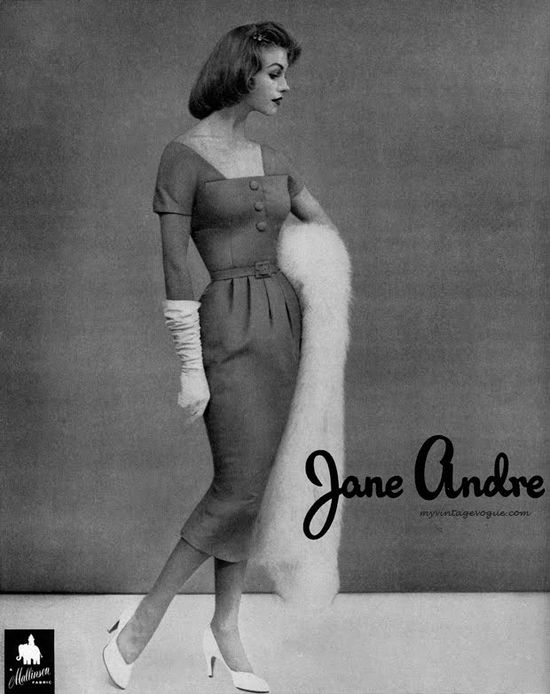 Jane Andre 1957