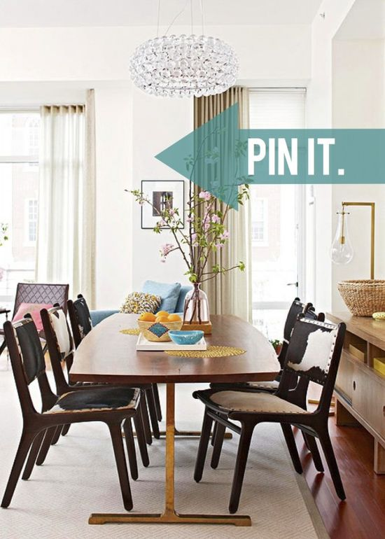 Pin it. Get it! Dining Rooms Chairs