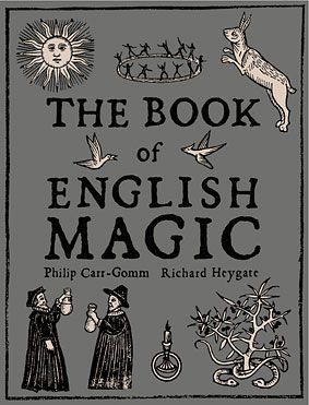 The Book of English Magic (book cover)