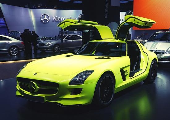 naias - Mercedes