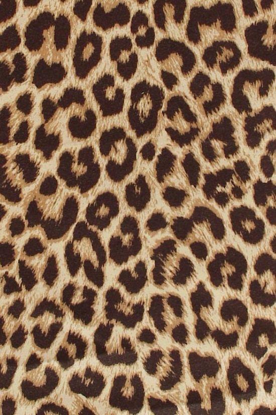 Leopard iPhone Wallpaper