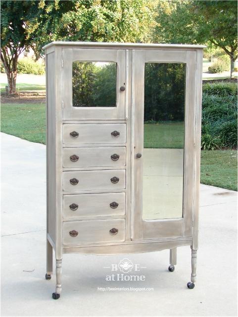 Refurbishing furniture tutorial