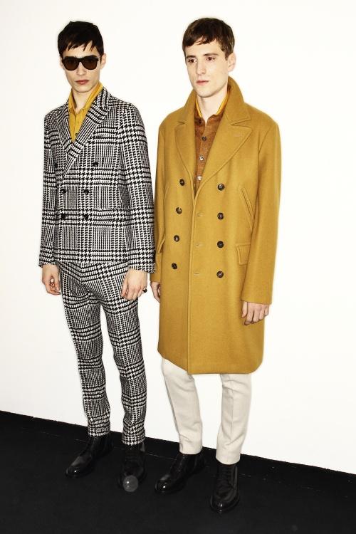 Gucci AW13/14 Men Fashion Show Milan Backstage